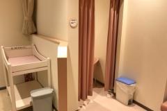 キャポ大谷地(2階)の授乳室・オムツ替え台情報