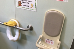 練馬区立小竹図書館(1F)の授乳室・オムツ替え台情報