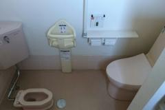 みらい平こどもクリニック トイレ(1F)のオムツ替え台情報