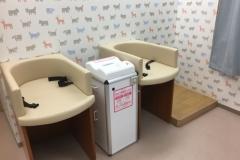 堺・緑のミュージアム ハーベストの丘(1階)の授乳室・オムツ替え台情報