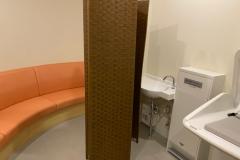 ホテルアクア黒部(1F)の授乳室・オムツ替え台情報