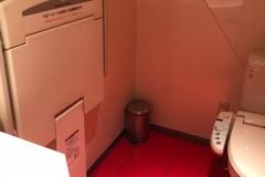 ステーキ宮 南小泉店のオムツ替え台情報