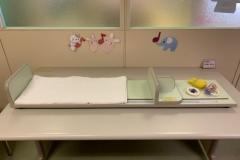 宇都宮市保健センター(9F)の授乳室・オムツ替え台情報