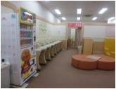 イオン喜連瓜破駅前店(3階 赤ちゃん休憩室)の授乳室・オムツ替え台情報