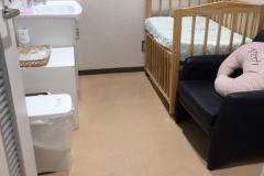 ヤマナカ西尾寄住店(1F)の授乳室・オムツ替え台情報