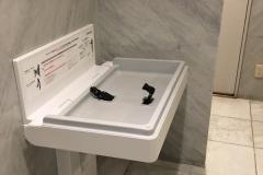 横浜伊勢佐木町ワシントンホテル(2F)のオムツ替え台情報