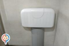 メディカルプラザ江戸川(3F)のオムツ替え台情報