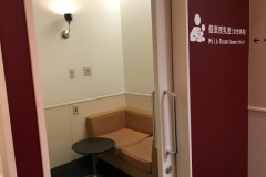 レイクタウンkaze(1F フードコート横トイレ)の授乳室・オムツ替え台情報