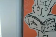 諫早市立諌早図書館(1階 児童図書部門奥)の授乳室・オムツ替え台情報