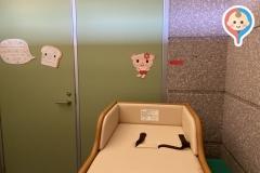 鹿児島市ふるさと考古歴史館(2F)の授乳室・オムツ替え台情報