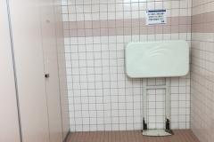 ケーヨーデイツー七条店(1F)のオムツ替え台情報