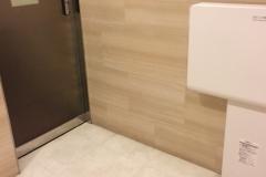 神戸クック ワールドビュッフェ 新潟東店のオムツ替え台情報
