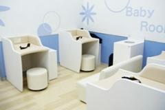 ゆめタウン佐賀(2F 赤のエスカレーター近く)の授乳室・オムツ替え台情報