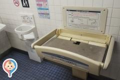 大野城駅(2F)のオムツ替え台情報