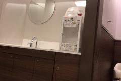 ヒルサイド(B1)の授乳室・オムツ替え台情報