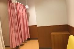 ダイバーシティ(2F ベビー休憩室)の授乳室・オムツ替え台情報