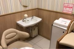 Esola池袋(4F)の授乳室・オムツ替え台情報