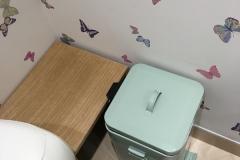 御影クラッセ(3F)の授乳室・オムツ替え台情報