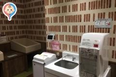 イオンモール神戸南(3F)の授乳室・オムツ替え台情報