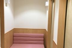 ららぽーと立飛2階中央(2F)の授乳室・オムツ替え台情報