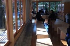参拝者専用休憩所(1F)のオムツ替え台情報