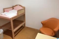 神鍋温泉ゆとろぎ(1F 女湯)の授乳室・オムツ替え台情報