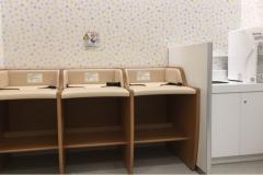 都城市立図書館(2F)の授乳室・オムツ替え台情報