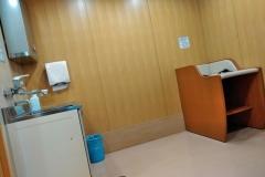 栗原中央病院(1F)の授乳室・オムツ替え台情報