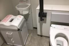 マクドナルド 京急サニーマート店(1F)のオムツ替え台情報
