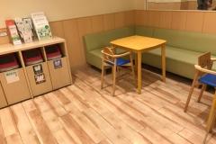 セレオ八王子店(7階 ベビー休憩室)の授乳室・オムツ替え台情報