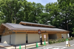 賀茂別雷神社(上賀茂神社)(1F)の授乳室・オムツ替え台情報