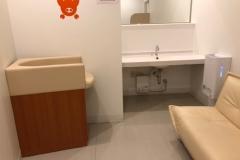 しもつま(1F)の授乳室・オムツ替え台情報