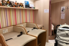 横浜モアーズ(3F)の授乳室・オムツ替え台情報