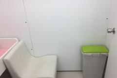 西松屋 アムザ白石店(1F)の授乳室・オムツ替え台情報