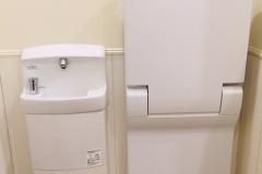 グランエミオ所沢(3F)の授乳室・オムツ替え台情報