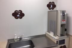 イオン新茨木店(3F)の授乳室・オムツ替え台情報