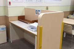 イオンモール奈良登美ヶ丘(2階 赤ちゃん休憩室)の授乳室・オムツ替え台情報