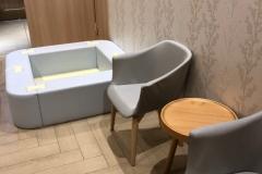 広島駅ekie内(2F)の授乳室・オムツ替え台情報