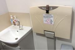 ヤマザワ鶴岡店(1F)の授乳室・オムツ替え台情報