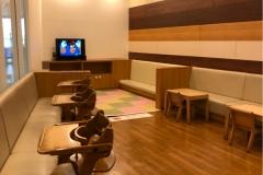 銀座三越9F 親子休憩室(9F)のオムツ替え台情報