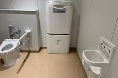 呉市役所(1F)の授乳室・オムツ替え台情報