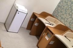 ららぽーとエキスポシティ(3F)の授乳室・オムツ替え台情報