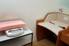そごう西神店(4階 ベビー休憩室)の授乳室・オムツ替え台情報
