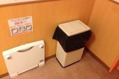 福岡空港 国際線ターミナルビル(1階 到着ロビー北側・南側)の授乳室・オムツ替え台情報