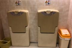 ロハル津田沼(3F ダイソー奥のトイレ)の授乳室・オムツ替え台情報