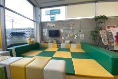 高知トヨペット 卸団地本店(1F)の授乳室・オムツ替え台情報