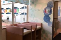 ふくふくこども館(3F)の授乳室・オムツ替え台情報