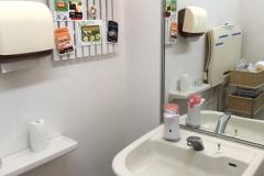 ネッツトヨタ 葛西店のオムツ替え台情報