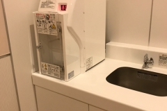 スシロー 羽村SAKURA MALL店(1F)の授乳室・オムツ替え台情報