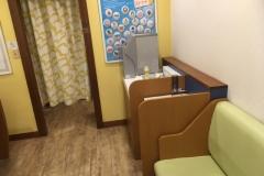 東京キャラクターストリート(B1)の授乳室・オムツ替え台情報